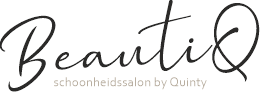 BeautiQ Salon Logo