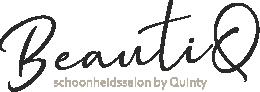 BeautiQ Salon Logo